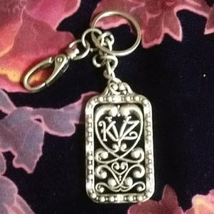 KVZ Bag charm key chain